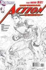 Action Comics (2011-2016) #1 Variant G: 4th Printing