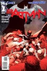 Batman (2011-2016) #1 Variant F: 3rd Printing