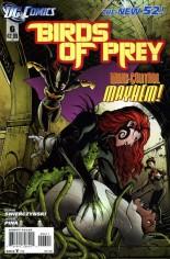 Birds of Prey (2011-2014) #6