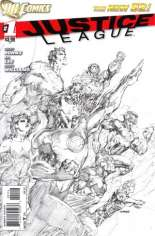Justice League (2011-2016) #1 Variant K: 6th Printing