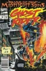 Ghost Rider (1990-1998) #28 Variant A: Newsstand Edition; Not Polybagged