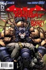 Batman: The Dark Knight (2011-2014) #6 Variant A