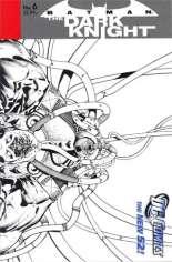 Batman: The Dark Knight (2011-2014) #6 Variant B: Sketch Cover
