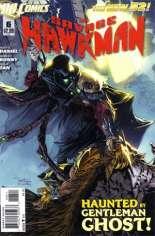 Savage Hawkman (2011-2013) #6