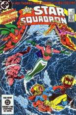 All-Star Squadron (1981-1987) #34 Variant B: Direct Edition