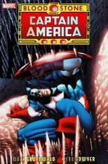 Captain America: The Bloodstone Hunt (1993) #TP Variant B: 2nd Edition