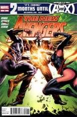 New Avengers (2010-2013) #22