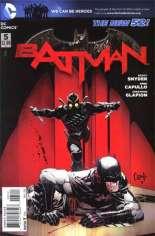 Batman (2011-2016) #5 Variant F: 2nd Printing