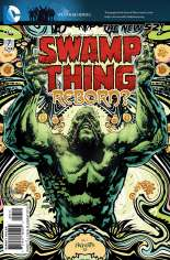 Swamp Thing (2011-2015) #7 Variant A