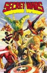 Marvel Super-Heroes Secret Wars (1984-1985) #TP Variant E: 3rd Edition