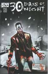30 Days of Night (2011-2012) #5 Variant A