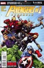 Avengers Assemble (2012-2014) #1 Variant A