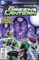 Green Lantern (2011-2018) #7 Variant A