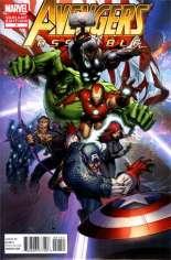 Avengers Assemble (2012-2014) #1 Variant D: 1:100 Variant