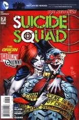 Suicide Squad (2011-2014) #7 Variant A
