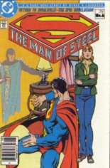 Man of Steel (1986) #6 Variant A: Newsstand Edition