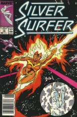 Silver Surfer (1987-1998) #12 Variant A: Newsstand Edition