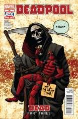 Deadpool (2008-2012) #52 Variant A