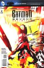 Batman Beyond Unlimited (2012-Present) #2 Variant A