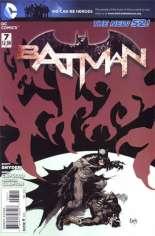 Batman (2011-2016) #7 Variant B: Direct Edition
