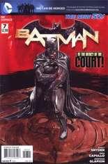 Batman (2011-2016) #7 Variant C: 1:5 Variant