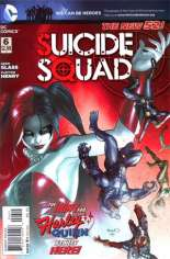 Suicide Squad (2011-2014) #6 Variant B: 2nd Printing