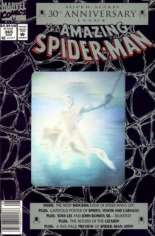 Amazing Spider-Man (1963-1998) #365 Variant A: Newsstand Edition; Hologram Cover