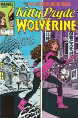 Kitty Pryde and Wolverine (1984-1985) #1 Variant B: Direct Edition