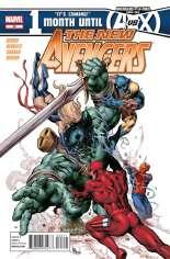 New Avengers (2010-2013) #23