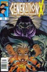 Generation X (1994-2001) #35 Variant A: Newsstand Edition
