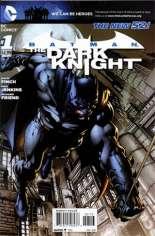 Batman: The Dark Knight (2011-2014) #1 Variant C: 3rd Printing