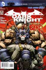 Batman: The Dark Knight (2011-2014) #6 Variant C: 2nd Printing