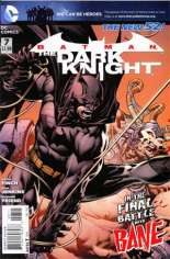 Batman: The Dark Knight (2011-2014) #7 Variant A