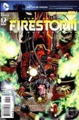 Fury of Firestorm: The Nuclear Men (2011-2013) #7