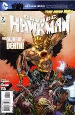 Savage Hawkman (2011-2013) #7