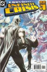 Countdown to Infinite Crisis (2005) #1 Variant D: DF Signed Edition; Signed by Michael Bair; Limited to 2000 Copies