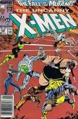 Uncanny X-Men (1963-2011) #225 Variant A: Newsstand Edition