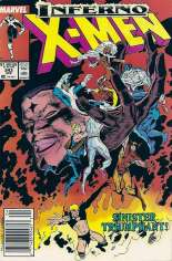 Uncanny X-Men (1963-2011) #243 Variant A: Newsstand Edition