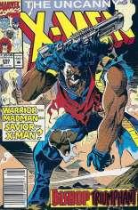 Uncanny X-Men (1963-2011) #288 Variant A: Newsstand Edition