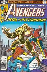 Avengers (1963-1996) #192 Variant B: Direct Edition