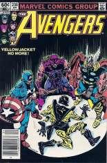 Avengers (1963-1996) #230 Variant A: Newsstand Edition