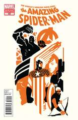 Amazing Spider-Man (1999-2014) #683 Variant B: 1:15 Avengers Art Appreciation Cover