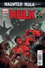Hulk (2008-2012) #50 Variant A