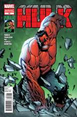 Hulk (2008-2012) #50 Variant D: 1:75 Variant