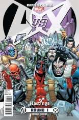 Avengers vs. X-Men (2012) #1 Variant O: Hastings Variant