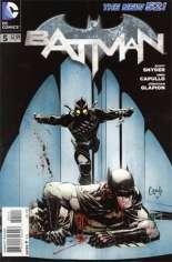 Batman (2011-2016) #5 Variant G: 3rd Printing