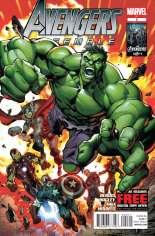 Avengers Assemble (2012-2014) #2 Variant A