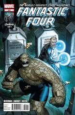 Fantastic Four (2012) #605 Variant A