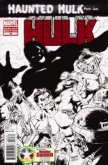Hulk (2008-2012) #50 Variant E: DCD Summit 2012 Inked Cover