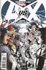 Avengers vs. X-Men (2012) #1 Variant H: One Per Store Variant Edition; Insert inside the issue states what store it was issued to.